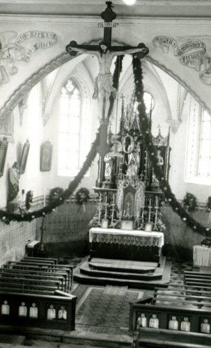 10 gelöst 08 07 16 Pfarrkirche Mariaposching