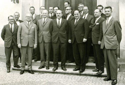 13 gelöst 12 07 16 Absolvia 1939, Treffen 1964