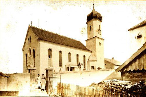 12 Kirche, Fotograf Hassler Schwabach