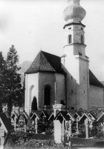 33 Kirche in Oberbayern